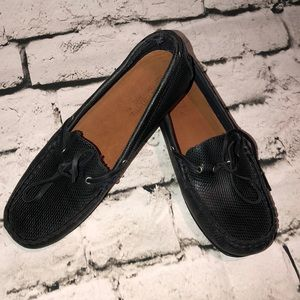 Zara Boy's leather loafers